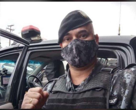 LUTO: Morre primeiro policial militar da ativa vítima de coronavírus em Rondônia