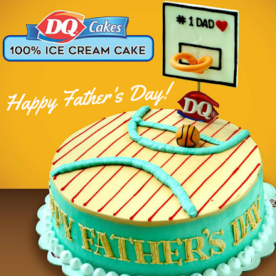 Dairy Queen Honors Dads With A Father's Day Ice Cream Cake