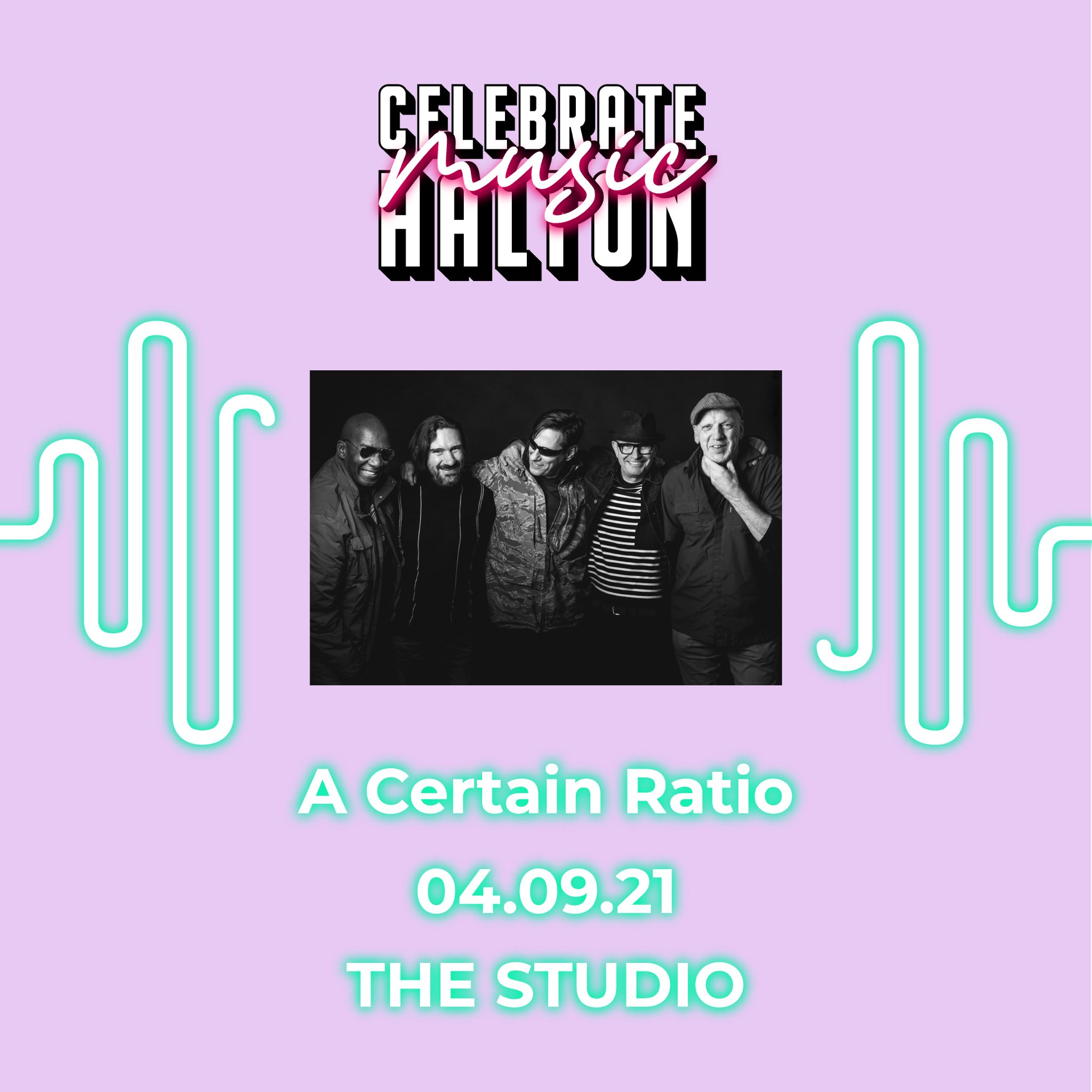 4 Sep 2021, The Studio, Halton Music Festival - ACR Gigography
