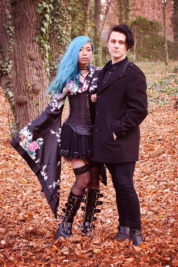 Evie a Karel