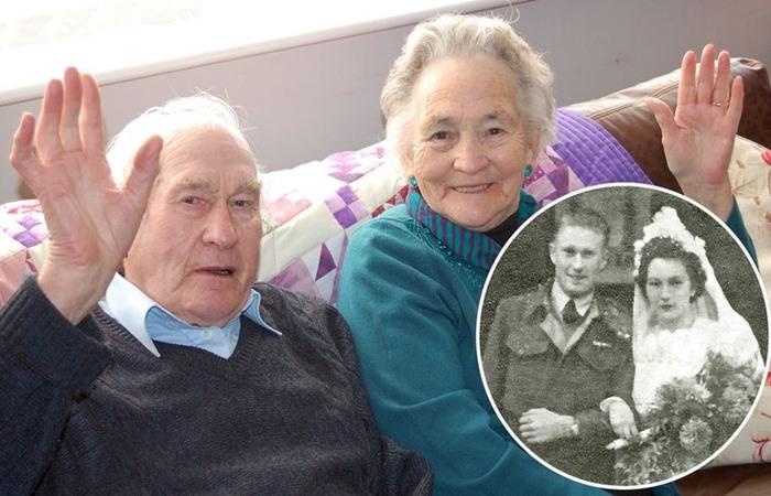 Au fost căsătoriți  71de ani și au murit în aceeași zi, la doar 4 minute distanță