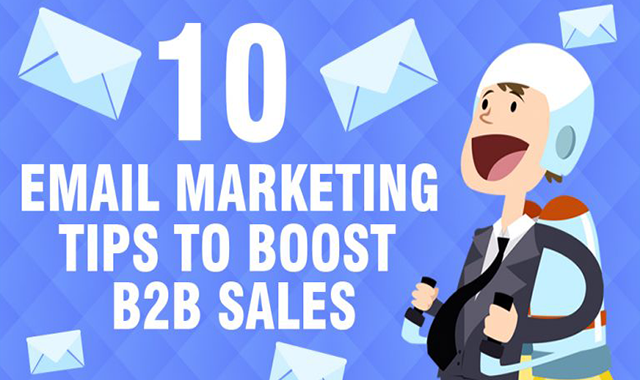 10 Email Marketing Tips to Boost B2B Sales