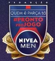 Cadastrar Promoção Nivea Man 2018 Pronto Pro Jogo Viagem PSG