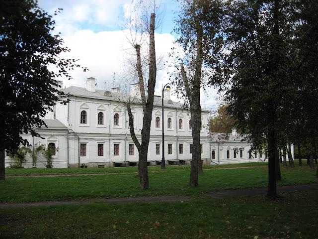 Государев двор в Измайлово. Царский дворец.
