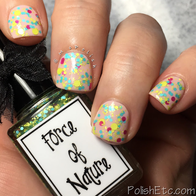 Whimsical Ideas by Pam - Spring 2018 - McPolish - Force of Nature