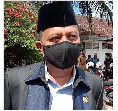 Anggota Komisi V DPRD Lampung Tinjau Calon Pembangunan SMK Negeri Pelayaran di Kecamatan Panjang