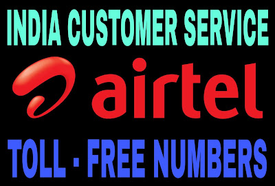 Airtel Toll Free Number