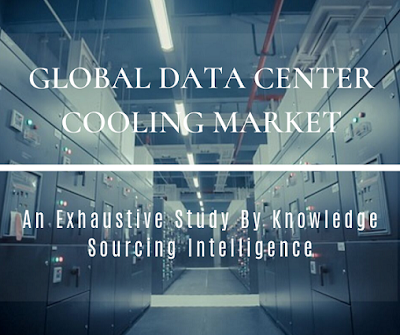 global data center cooling market