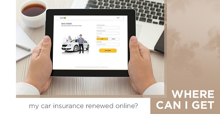 Where Can I Get My Car Insurance Renewed Online?