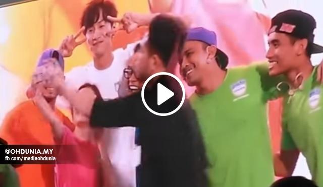 Video Bodyguard Kurang Ajar Rampas Handphone Ayda Jebat