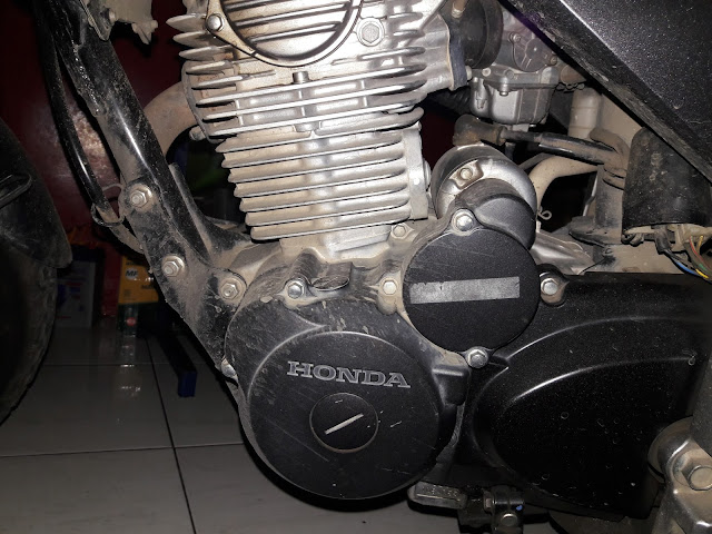 Pengalaman menggunakan motor Honda Tiger Revo tahun 2013 selama 3 tahun