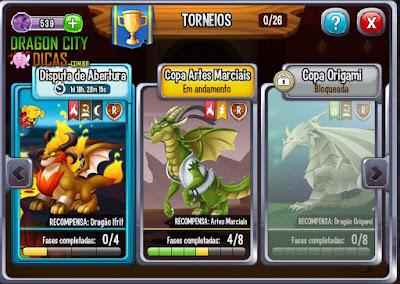 Ganhe o Dragão Ifrit - Torneio!
