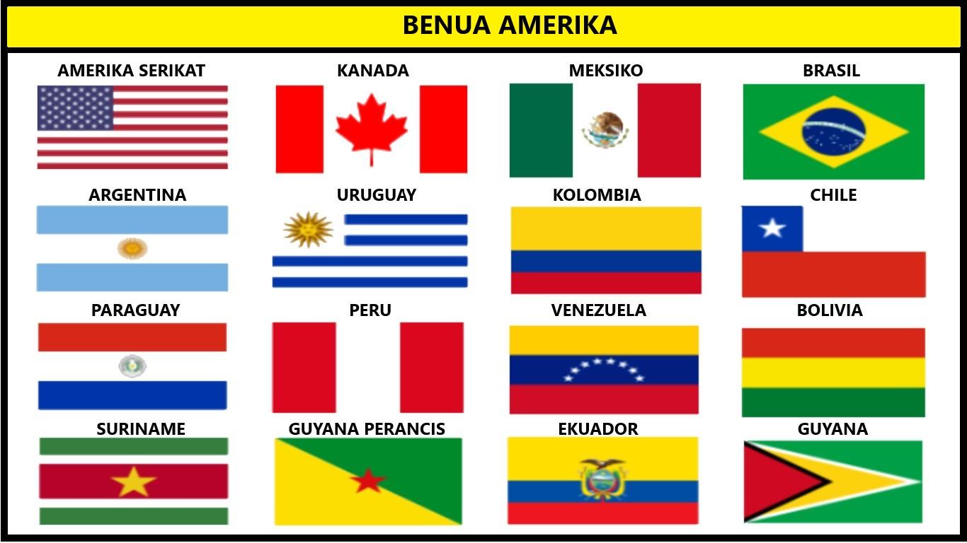 Download Gambar Bendera Negara Seluruh Dunia