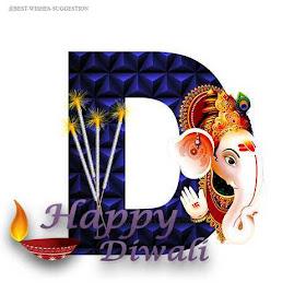 Diwali-D-Alphabet-Images
