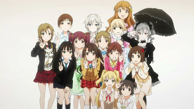 The iDOLM@STER Cinderella Girls Subtitle Indonesia [Batch]