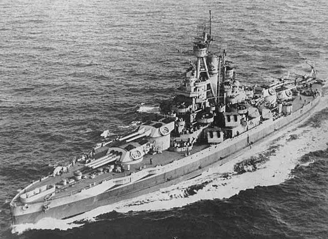 Battleship USS Nevada (BB-36) worldwartwo.filminspector.com
