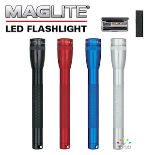 MAGLITE Mini LED 2-Cell AA Multi-Mode Flashlight (Presentation Box)