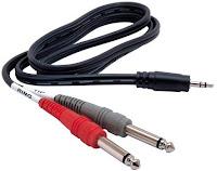 Home Sound Sistem untuk PC ke Mixer