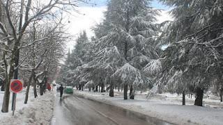 Maroc- Alerte météo: temps froid à partir du Jeudi dans plusieurs régions du Royaume (niveau orange)