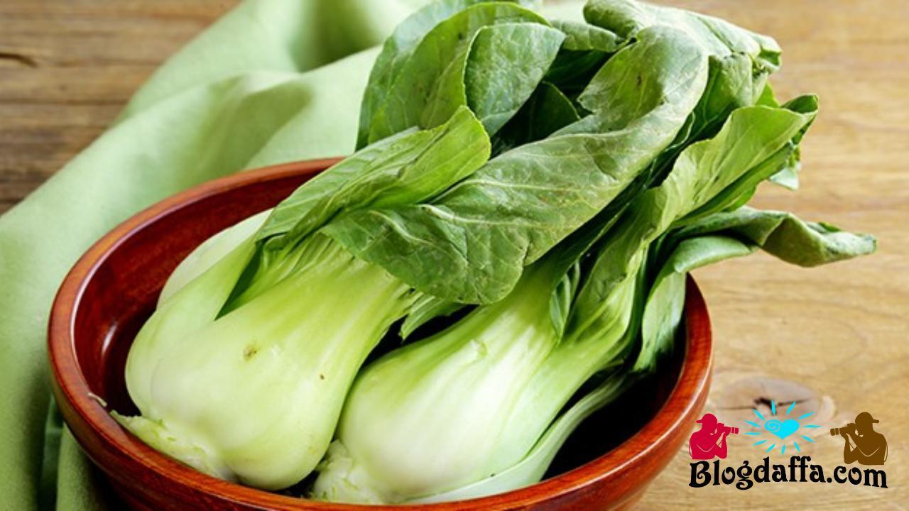 Pak Choi sayuran pencegah kanker