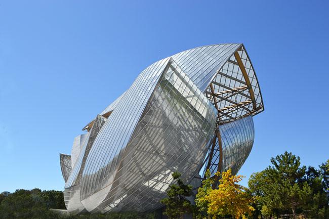 Architettura contemporanea in Francia