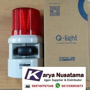 Jual Lampu Siren Buzzer Qlight Q-light S100DL WS Untuk Pabrik di Bengkulu