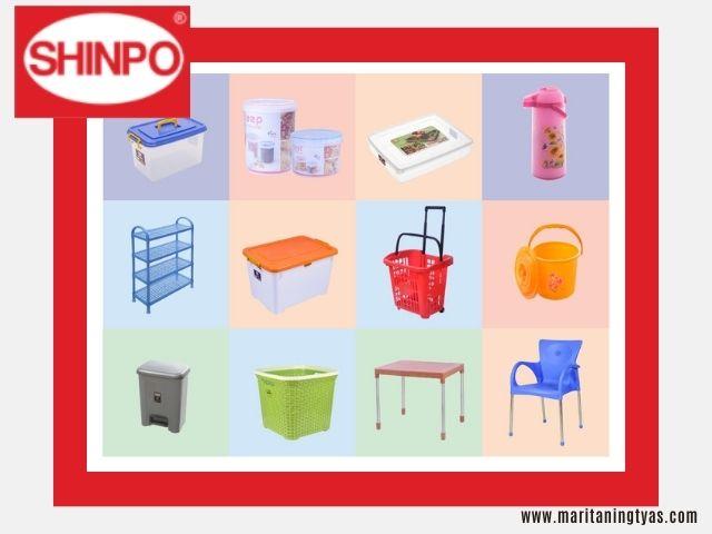 perabot rumah tangga dan furnitur plastik shinpo