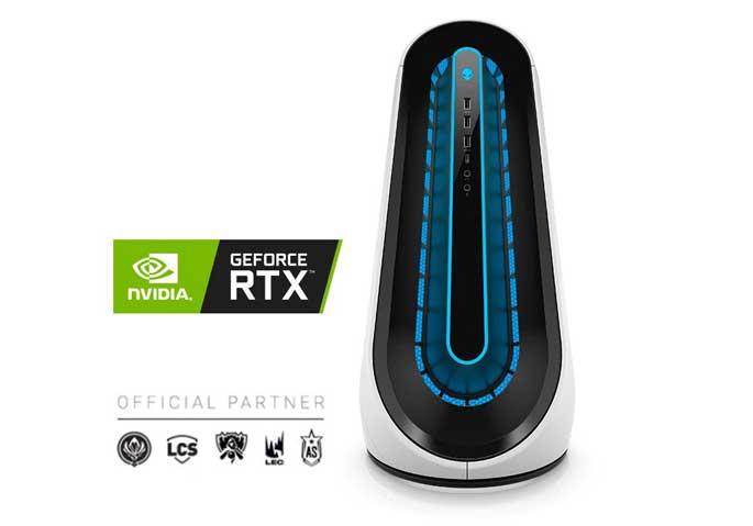 Alienware Aurora R11 Kini dengan RTX 30XX