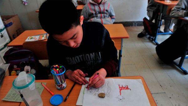 China calificado como el mejor país para los niños
