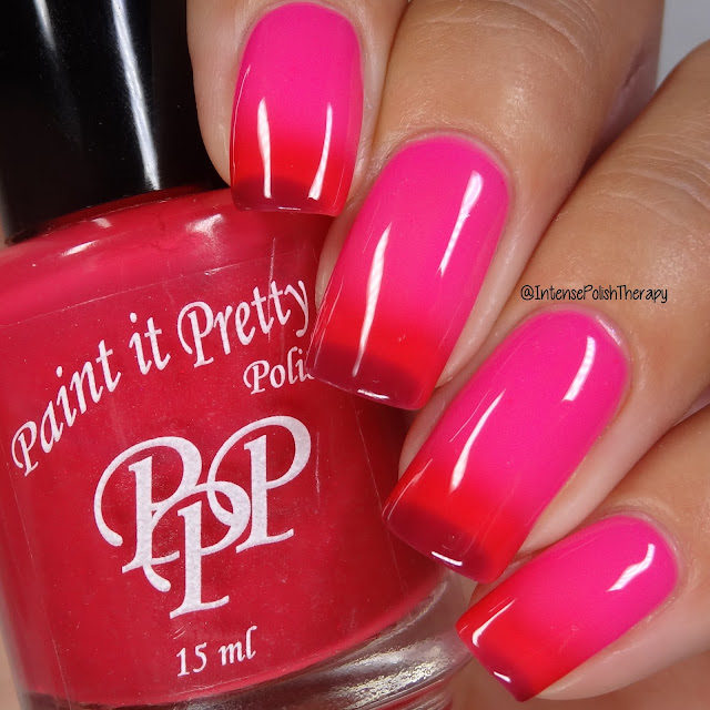 Paint It Pretty Polish - Magnificent Magenta
