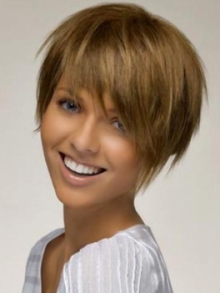 Strange Short Hairstyle For Young Girls Snipping World Short Hairstyles Gunalazisus