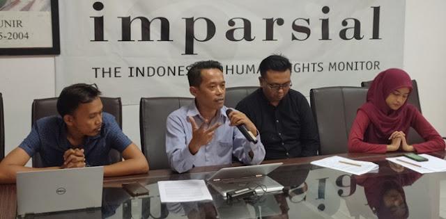 Imparsial: Selama Setahun Ada 12 Kasus Larangan Pengajian dan Ceramah