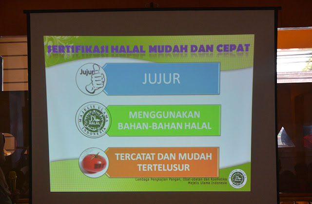 Syarat-syarat Sertifikasi halal oleh MUI