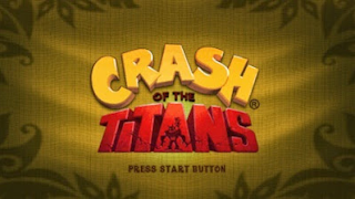 Game Crash of Titans PSP ISO High Compress