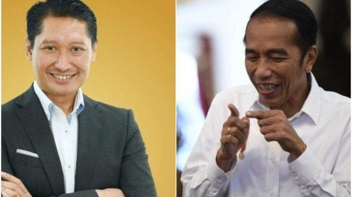 Soroti Aksi Tebar Pesona Jokowi di Papua, Mardigu: Sayangnya Gua Swasta, Jadi Gak Bisa Tebar Pesona Pake Duit Rakyat