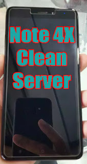 xiomi redmi note 4x mido micloud clean by server