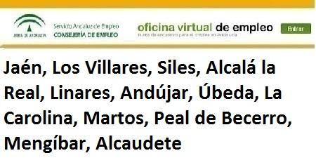 Jaén. Lanzadera de Empleo Virtual