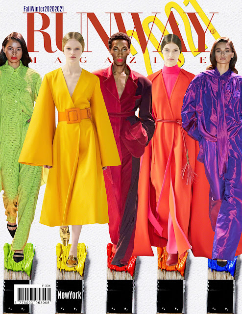 Runway Magazine 2020 New York Fall-Winter 2020-2021