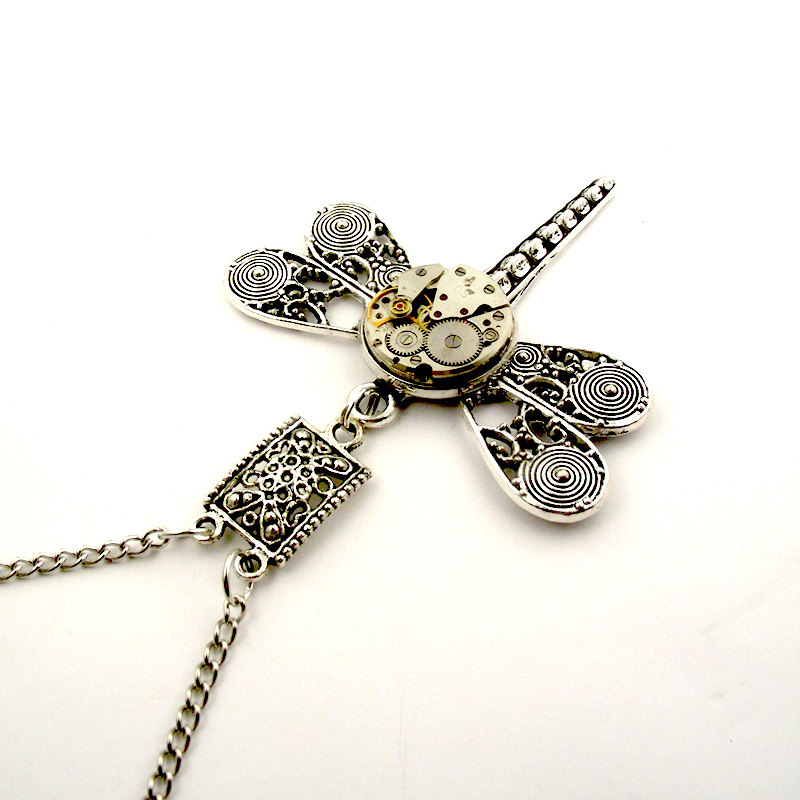 10-Dragonfly-Pendant-with-connector-Nicholas-Hrabowski-Steampunk-Jewelry-from-Recycled-Watches-and-Bullets-www-designstack-co