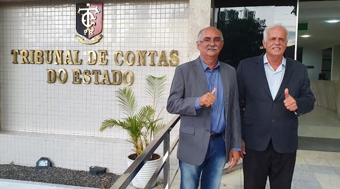 TCE-PB aprova por unanimidade as contas de gestão do prefeito de Santa Luzia, Zezé, referente ao exercício de 2019