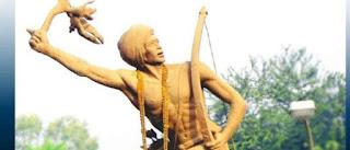 birsa-munda-statue-broken-ramgarh