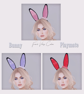 Bunny Playmate - French Vintage Couture