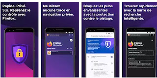 Firefox 82 pour Android