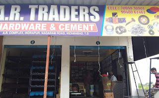 AR Traders - Hardware And Cement