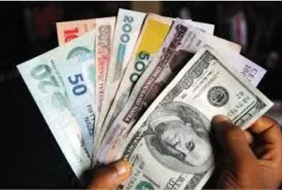 Naira drops further against dollar