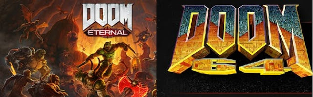لعبة Doom Eternal