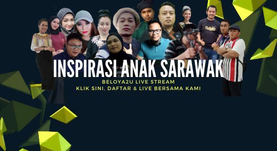 Inspirasi Anak Sarawak