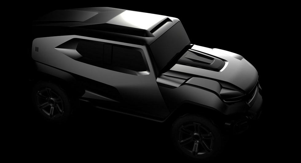 Rezvani Teases Its First SUV, Launches Later This Year
