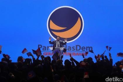 Surya Paloh ke Jokowi: Ingin Saya Peluk Erat, Tapi Tidak Bisa