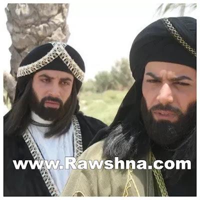 مسلسل معاوية والحسن والحسين